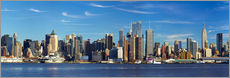 Wall sticker  Manhattan skyline panorama