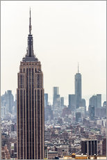 Wall sticker  New York City - Empire State building