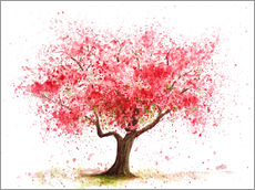 Wall Sticker  cherry tree - Nadine Conrad