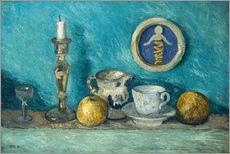 Wall sticker  Still Life with Robbia Putto - Paula Modersohn-Becker