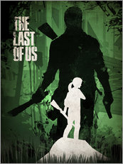 Wall sticker  The Last Of Us - Albert Cagnef