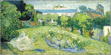 Wall sticker Garden of Daubigny