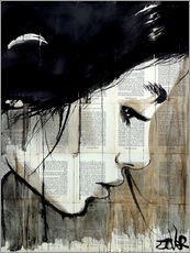 Wall sticker  Within Without - Loui Jover