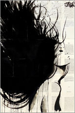 Gallery print  A cold wind - Loui Jover