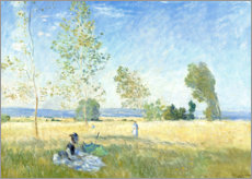 Premium poster  Summer - Claude Monet