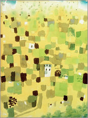 Wall Stickers  Sicily - Paul Klee