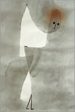 Wall sticker  Dance position - Paul Klee