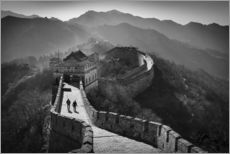 Gallery print  The great wall - Denis Feiner