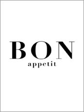 Wall sticker  Bon Appetit - Finlay and Noa