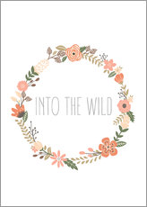 Gallery print  Into The Wild - Finlay and Noa