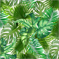 Gallery print  new tropic life - Mark Ashkenazi