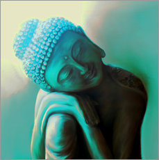 Wall sticker Buddhas  Lullaby