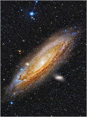 Wall Stickers  Messier 31, the Andromeda Galaxy. - Roberto Colombari