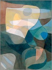 Gallery print  Light Propagation - Paul Klee