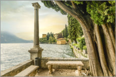 Gallery print  Lake Como, Italy - Olaf Protze