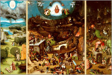 Wall sticker  The Last Judgement - Hieronymus Bosch