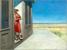 Edward Hopper - South Carolina Morning