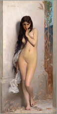 Wall sticker  The Grasshopper - Jules Joseph Lefebvre