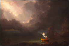Gallery print  The Voyage of Life: Old Age - Thomas Cole