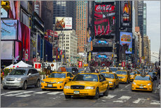 Gallery print  New York City Traffic - Thomas Klinder