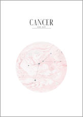 Wall sticker  CANCER | CANCER - Stephanie Wünsche