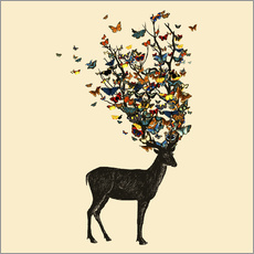 Wall Stickers  Wild Nature - Tobe Fonseca