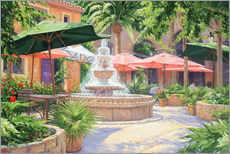 Gallery print  La Fuente - Paul Simmons