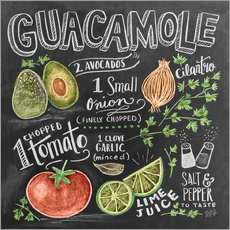 Wall Stickers Guacamole