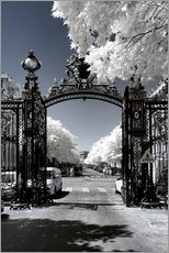 Gallery print  Infrared - Parisian Gate - Philippe HUGONNARD