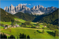 Wall sticker  Alpine - Rainer Mirau