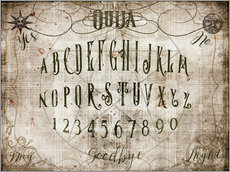 Wall sticker  Ouija - Sybille Sterk