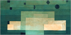Paul Klee - Firmament Above the Temple