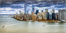 Wall sticker  New York city - Marcus Sielaff
