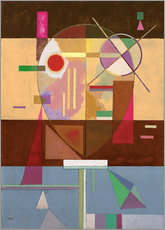 Gallery print  Broken-voltage - Wassily Kandinsky