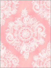Gallery print  Marshmallow Lace - Micklyn Le Feuvre