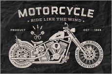 Wall Stickers  Motorcycle