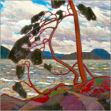 Wall sticker  The West Wind - Tom Thomson