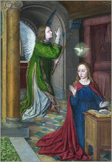 Gallery print  The Annunciation - Jean Hey