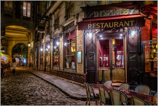 Jim Nix - Parisian cafe