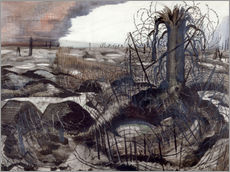 Wall Stickers  Wire - Paul Nash