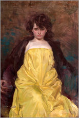 Gallery Print  La Sargantain - Ramon Casas i Carbo