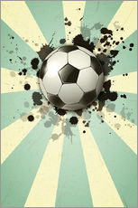 Gallery Print  Football forever - Kidz Collection