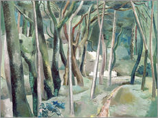 Wall sticker  The Forest - Paul Nash