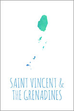 Gallery print  Saint Vincent & the Grenadines - Stephanie Wittenburg
