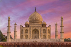 Gallery print  Taj Mahal, India - Mike Clegg Photography