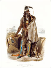 Wall sticker  Abdih Hiddisch - Karl Bodmer