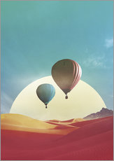 Gallery print  Stereolab - lacabezaenlasnubes