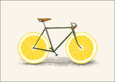 Gallery print  Lemon zest - Florent Bodart