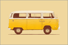 Florent Bodart - Yellow Van