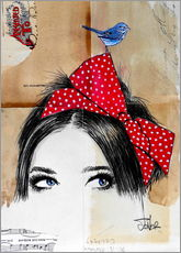 Gallery print  With or without you - Loui Jover